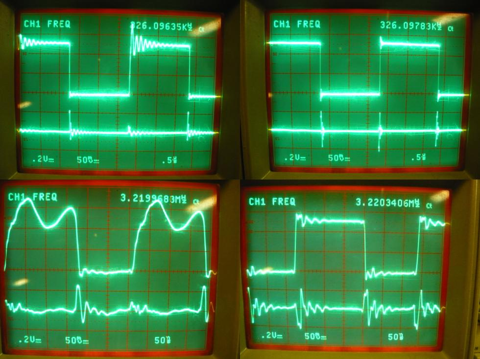 Decoupling B Composit on High Voltage Inverter Circuit